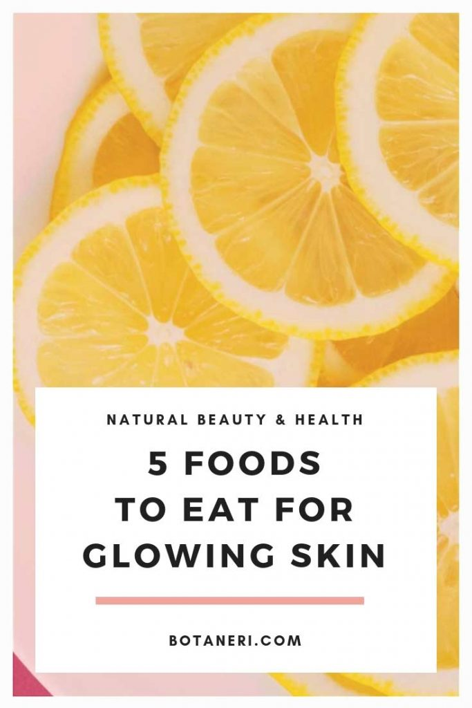 5-foods-to-eat-for-glowing-skin---natural-beauty-and-health